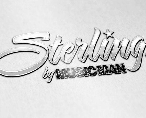 Sterling by Music Man Logo